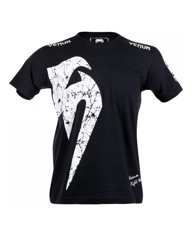 VENUM T-Shirt Giant Gr.L schwarz/weiß 0003 L