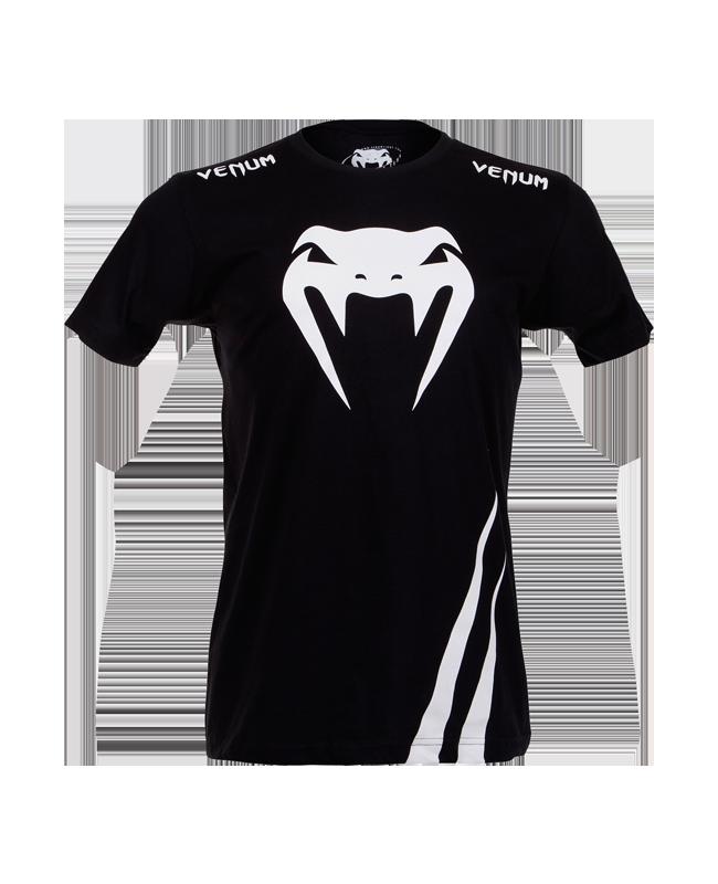 VENUM T-Shirt Challenger schwarz/ice