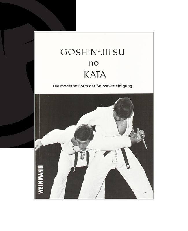 Buch, Goshin Jitsu no Kata moderne Selbstverteidigung