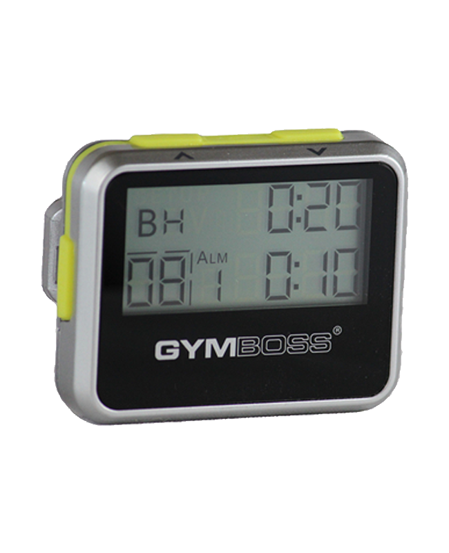 FW Gymboss Intervall Timer