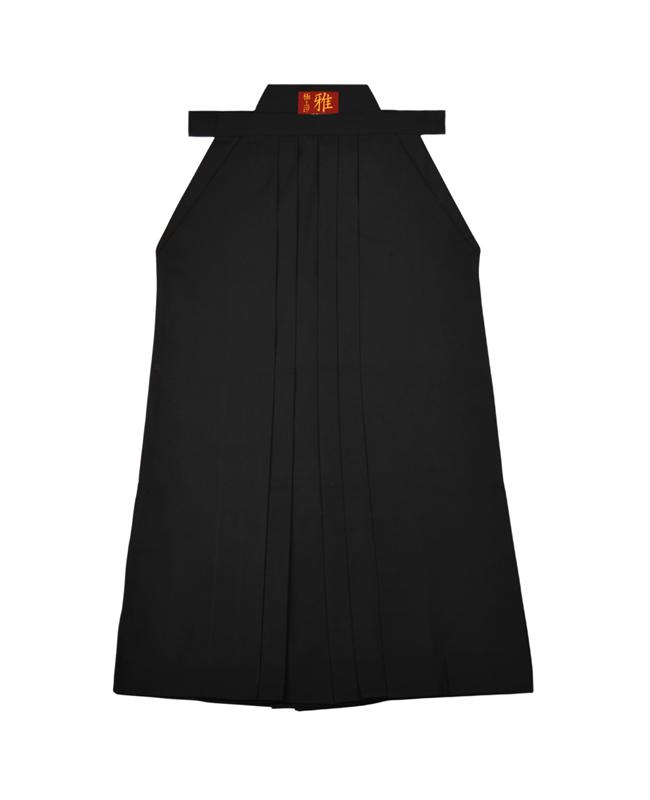 Tengu Hakama Black Tetron  Gr.175 #26 Länge 98cm schwarz 175cm