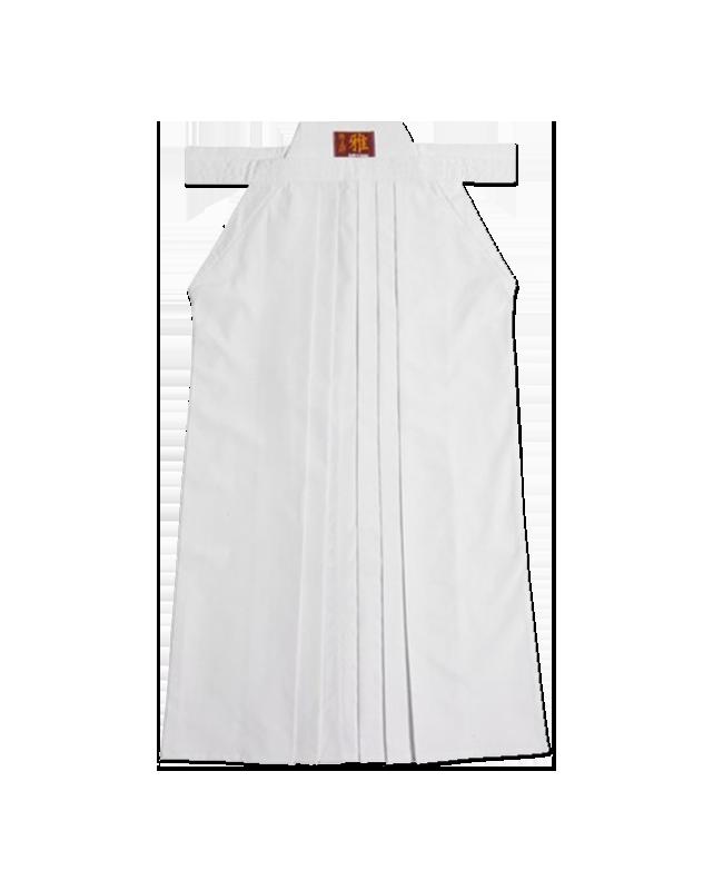 Tengu Hakama white Tetron Gr.150 #22 Länge 83cm weiß 150cm