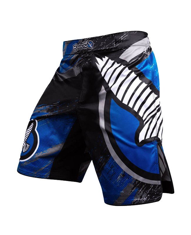 Hayabusa Chikara 3 Fight Shorts blau