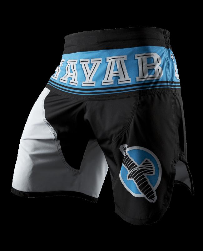 Hayabusa Flex Factor Fight Shorts blau/schwarz