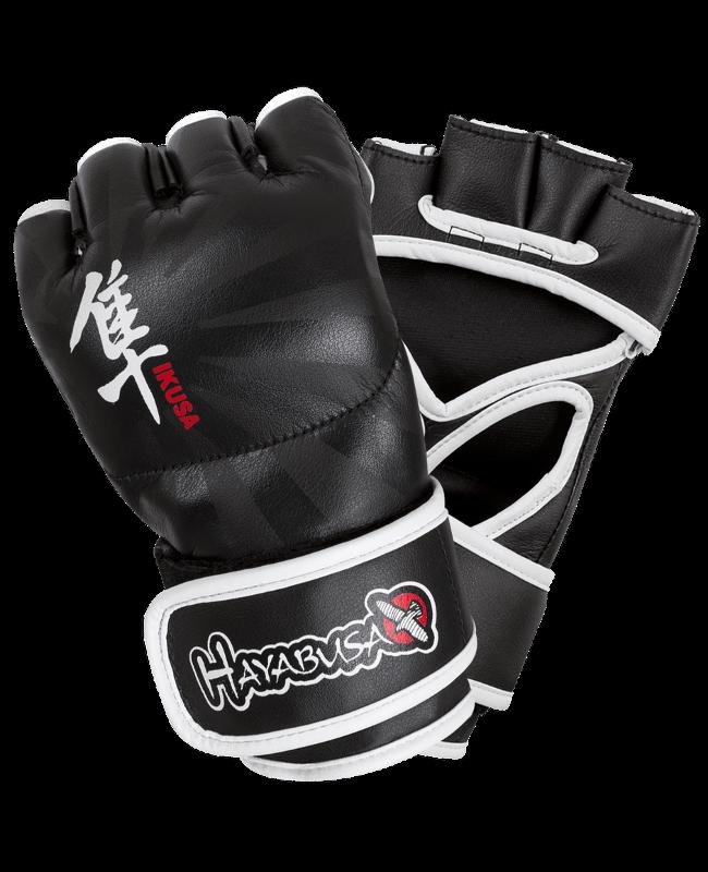 Hayabusa Ikusa MMA Handschuhe 4oz schwarz Gr. L L