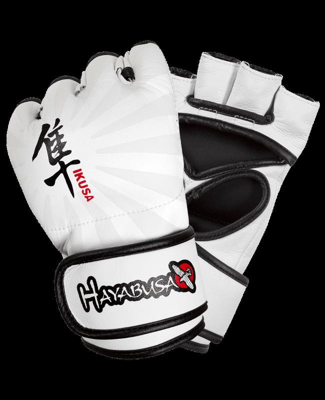 Hayabusa Ikusa MMA Handschuhe 4oz weiss