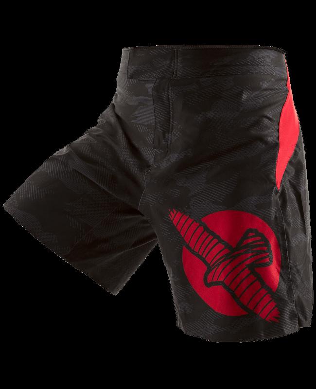 Hayabusa Weld3 Fight Shorts schwarz Gr. XL 36 XL