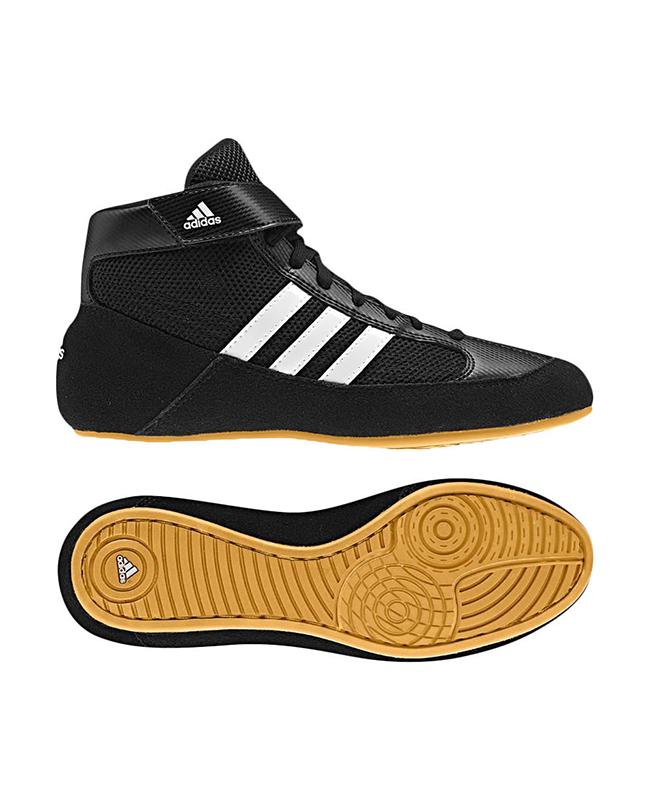 adidas Ringerschuhe Hermanntest schwarz/gum G96983