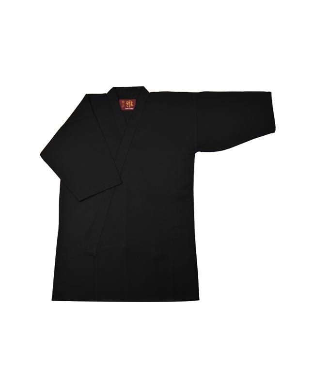 Miyabi Iaigi Cotton Natsu Zashi Gr.170 #3 schwarz 170cm