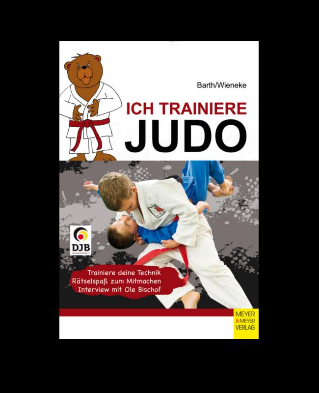 Buch Ich trainiere Judo