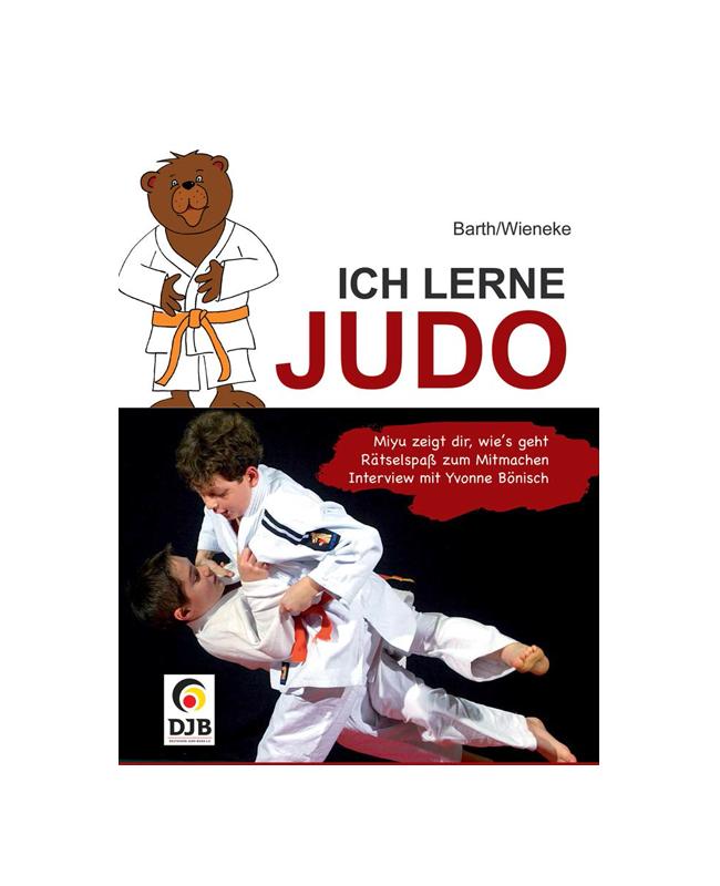 Buch Ich lerne Judo