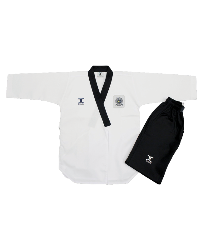 JCalicu Male Poomsae Dan Competition Diamond Uniform 200 WTF Approved JC-2005 200cm