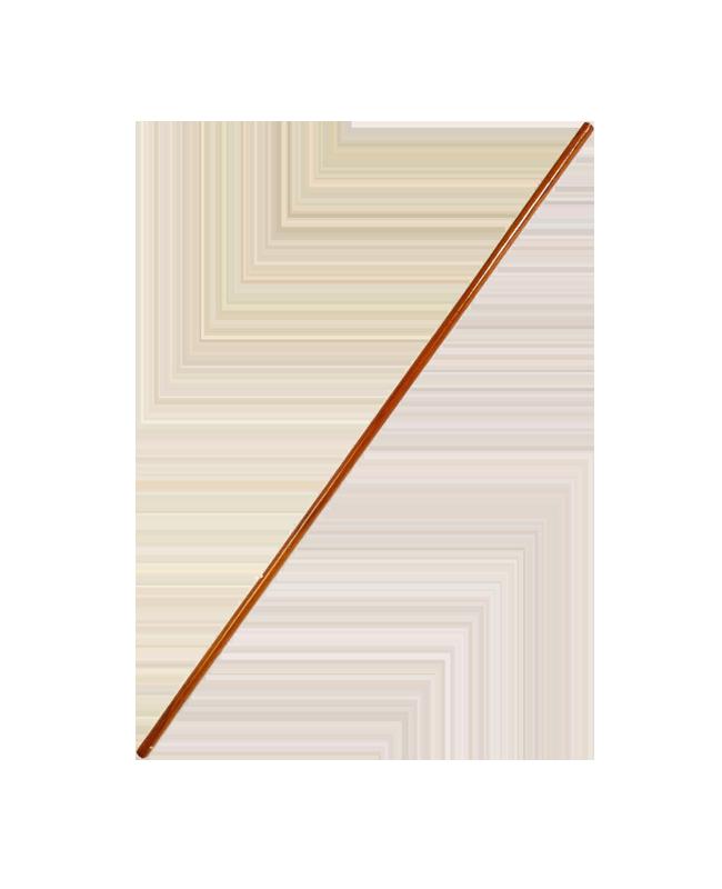 FW JO Aiki Roteiche braun Holzstab ca.127cm