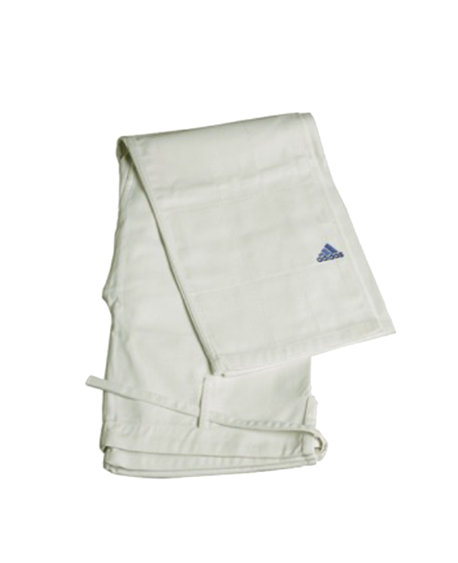 adidas Judo Einzelhose JT275 weiß