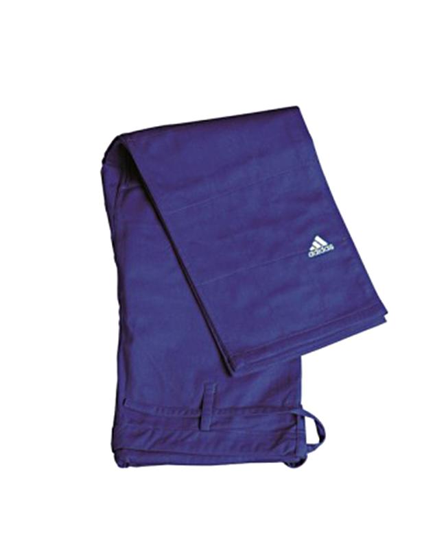 adidas Judo Einzelhose Gr. 180 cm JT275B blau 180 cm