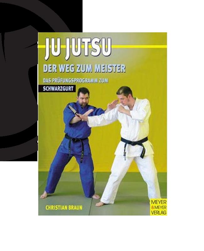 Buch, Ju-Jutsu Effektives Training, Der Weg zum Meister-Schwarzgurt