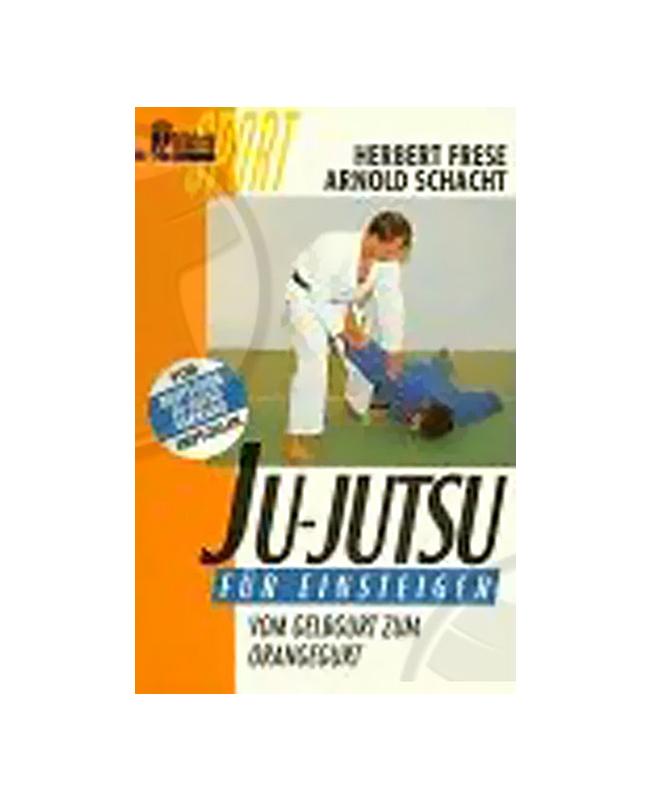 Buch, Ju-Jutsu für Einsteiger