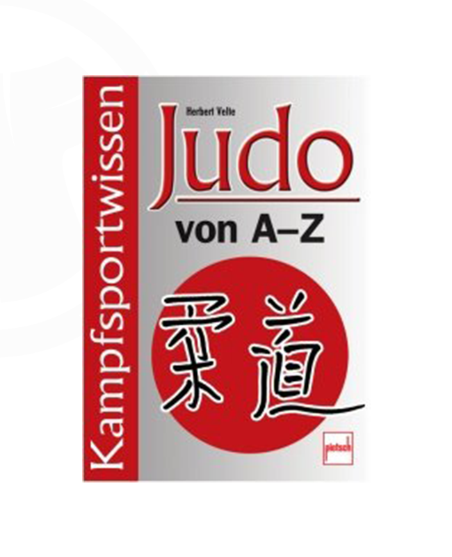 Buch, Judo von A - Z, Herbert Velte