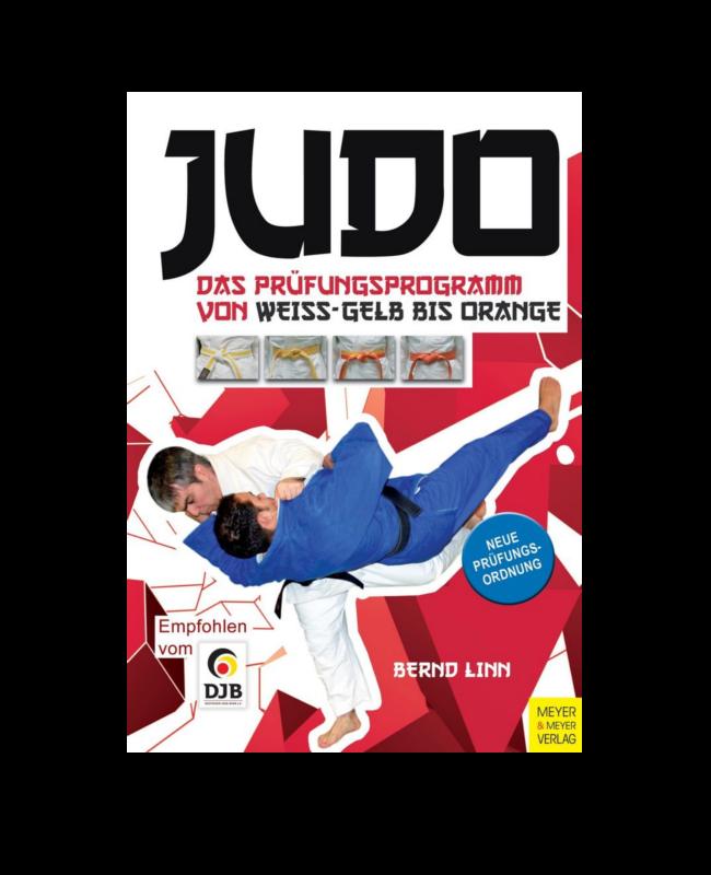 Buch Judo - Das Prüfungsprogramm von weiss-gelb bis
