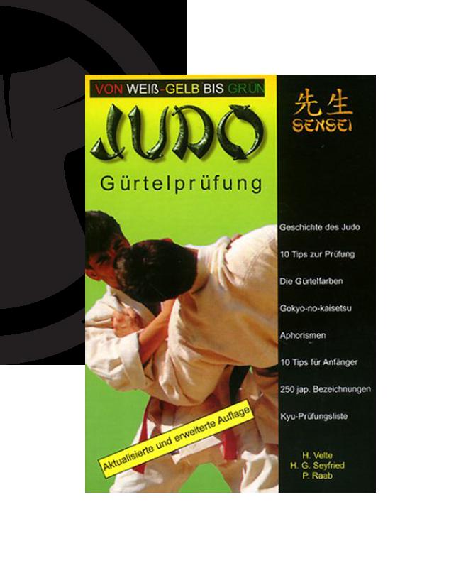 Buch, Judo Gürtelprüfung