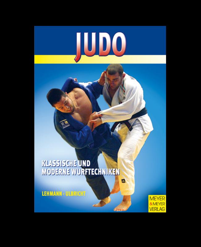 Buch Judo - Klassische und moderne Wurftechniken