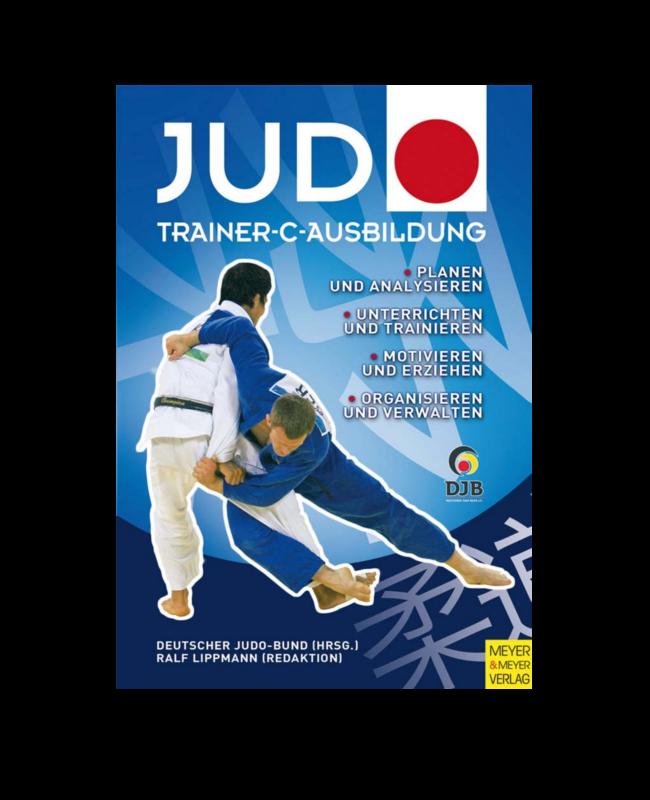 Buch Judo - Trainer-C-Ausbildung