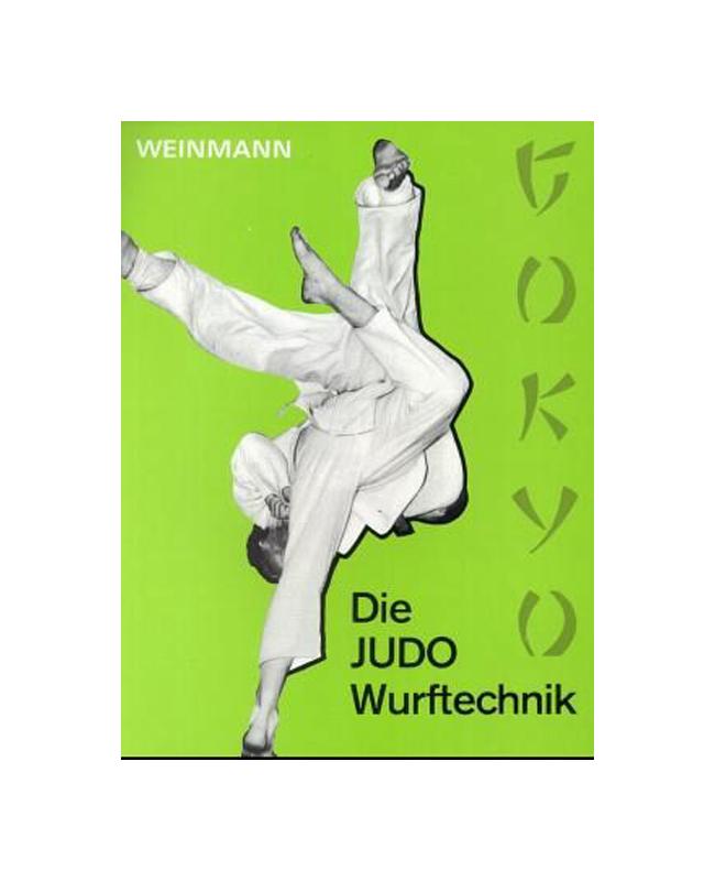 Buch, Die Judo Wurftechnik