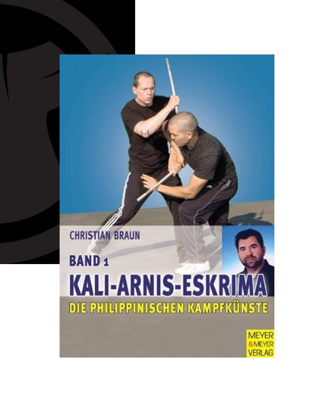 Buch, Kali Arnis Eskrima Christian Braun Verlag Meyer&Meyer