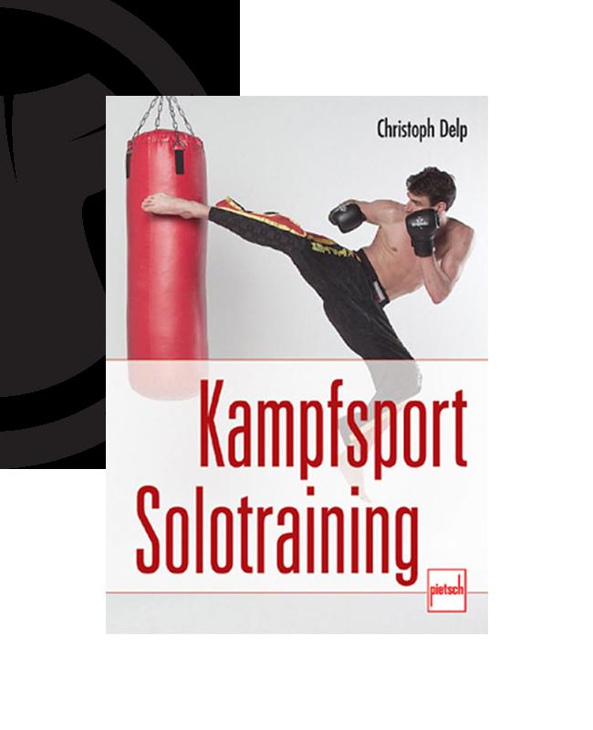 Buch, Kampfsport Solo Training, Christoph Delp