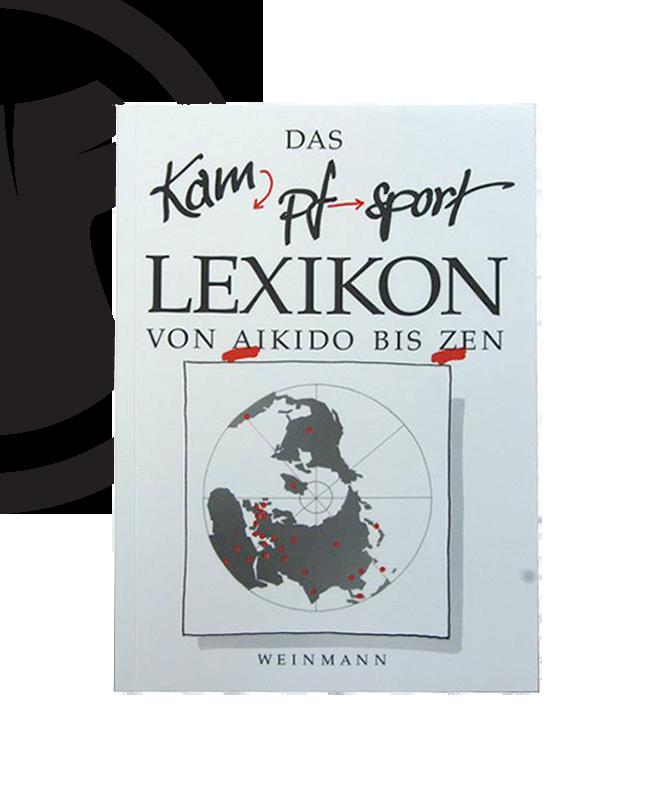 Buch, Kampfsport-Lexikon von Aikido bis Zen