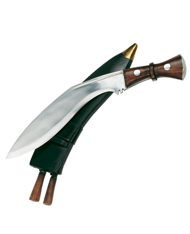 Messer Gurkha Khukuri Militär Messer Holzgriff Kukri