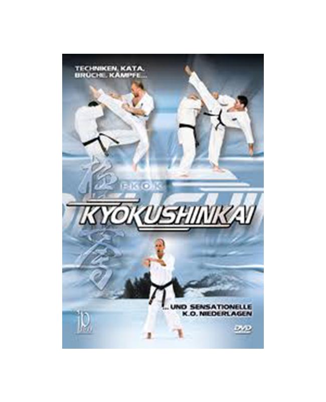 DVD, Kyokushinkai - Techniken, Kata, Brüche, Kämpfe, IP 137
