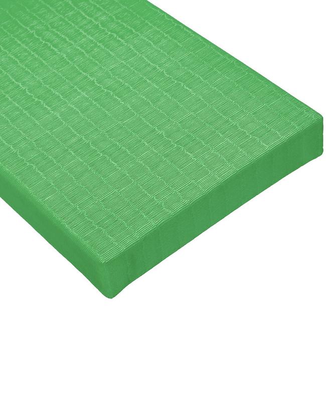 Agglorex Judo Wettkampfmatte fresh green 1x1m x 40mm 1x1m