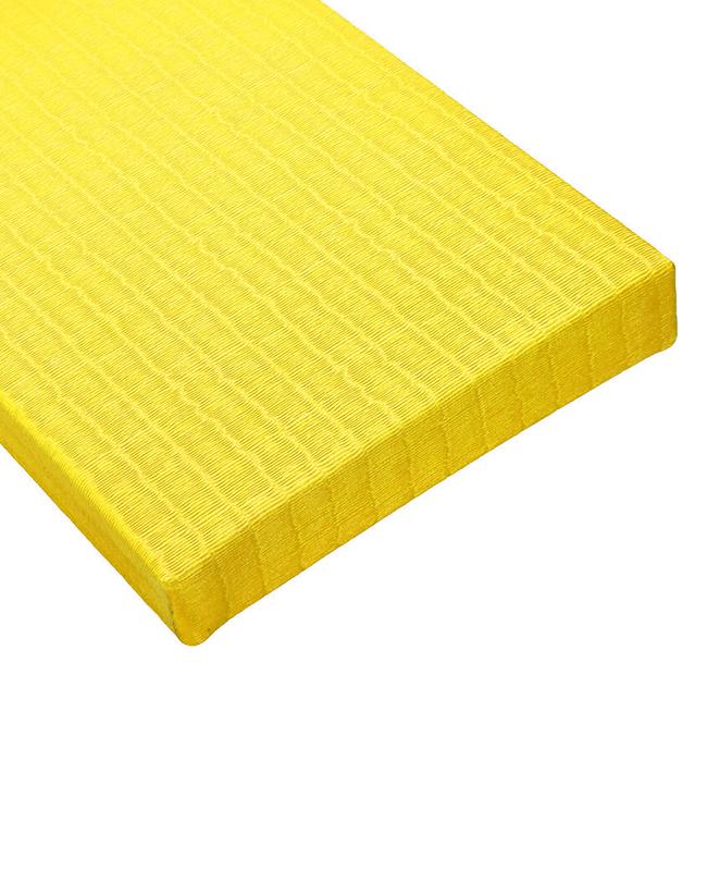 BSW Judo Matten TATAMI DELUXE IJF gelb 2x1m x 40mm 2x1m