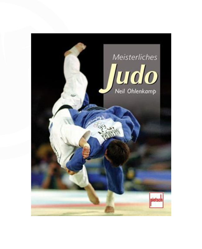Buch, Meisterliches Judo, Neil Ohlenkamp