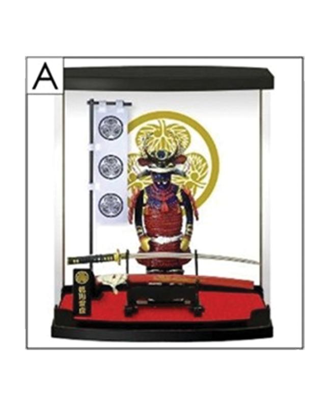 Mini Samurai japanischer Warlord Set A