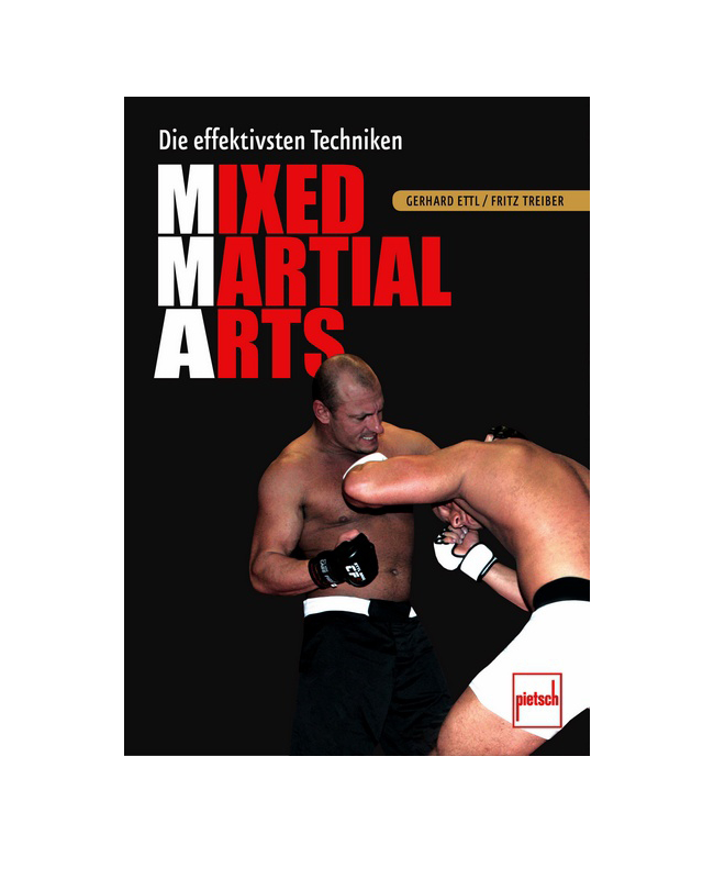 Buch Mixed Martial Arts - Die effektivsten Techniken