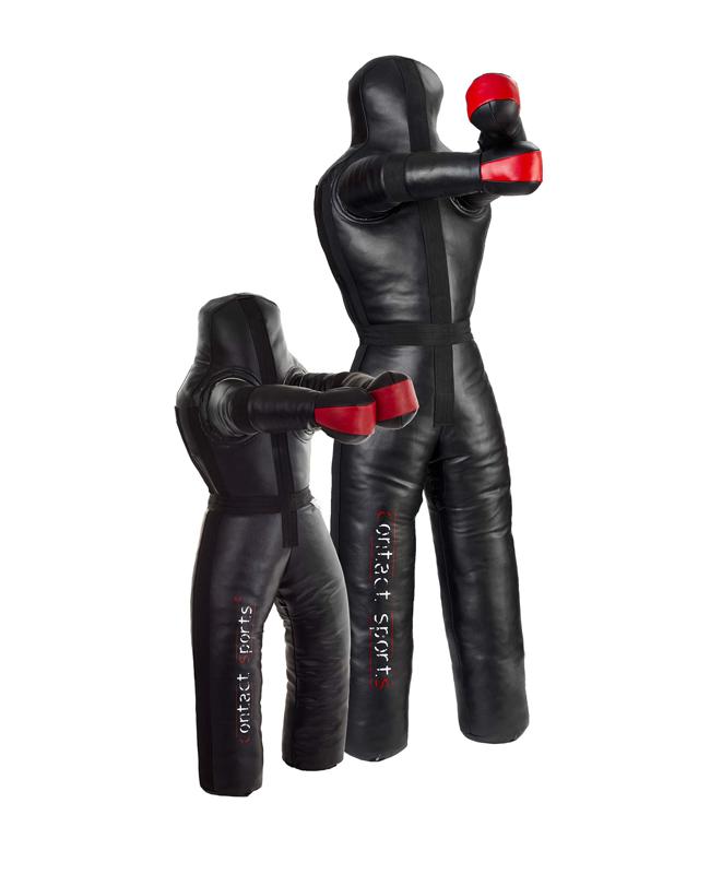 MU Wurfpuppe mit 2 Armen und 2 Beinen schwarz