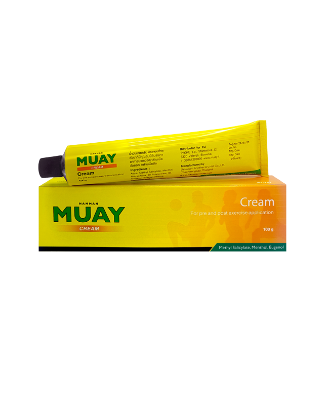 Namman Muay Boxing Cream 100gr Thai Salbe original Thai Rezept
