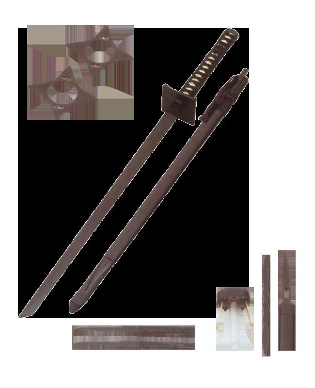 """Ninja Schwert """"Commando"""""""