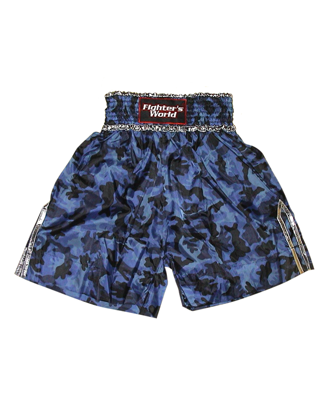 FW-Thaishort, Police Longstyle camoflage L L
