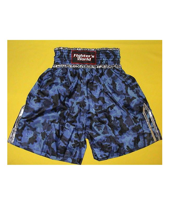 FW-Thaishort, Police Longstyle camoflage XL XL