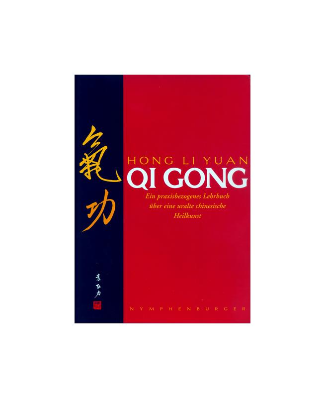 Buch Qi Gong - Praxisbezogenes Lehrbuch