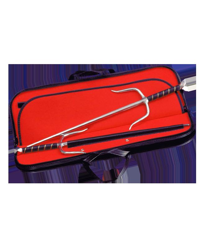 Sai Tasche mit Zip Verschluss