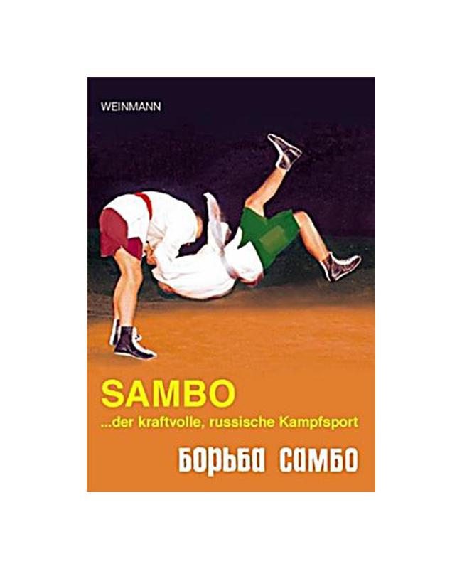 Buch, Sambo-der kraftvolle, russische Kampfsport