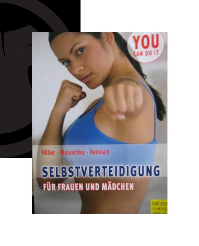 Buch, Selbstverteidigung für Frauen und Mädchen, Meyer
