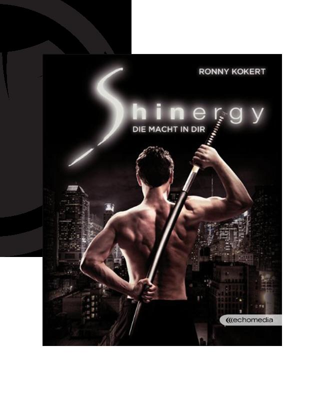 Buch, Shinergy Die Macht in dir, Ronny Kokert