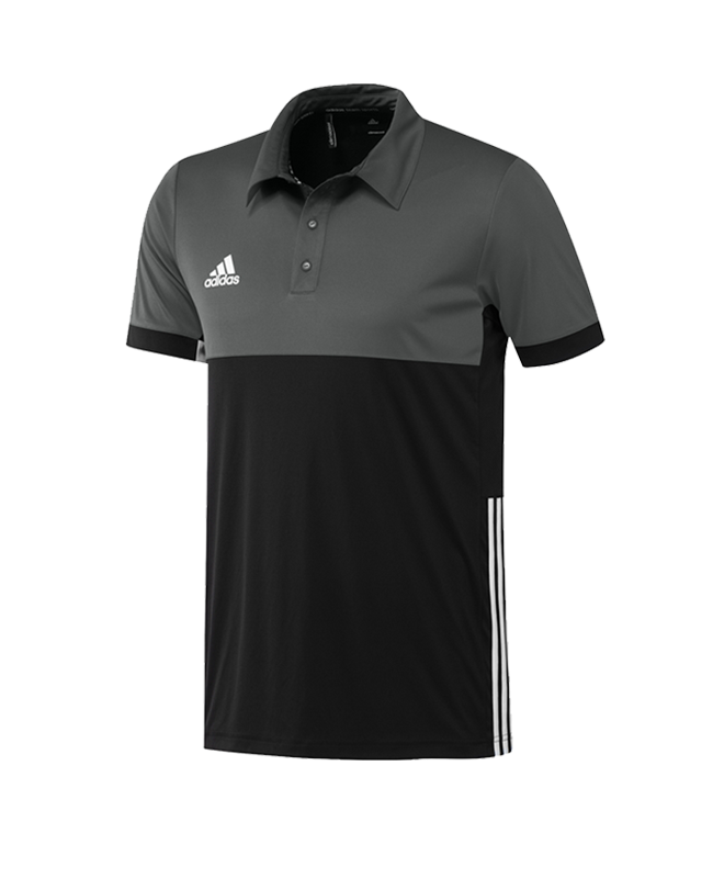 adidas T16 Climacool Polo Shirt Men schwarz/grau AJ5481