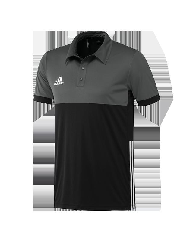 adidas T16 Climacool Polo Shirt Men size XXL schwarz/grau AJ5481 XXL