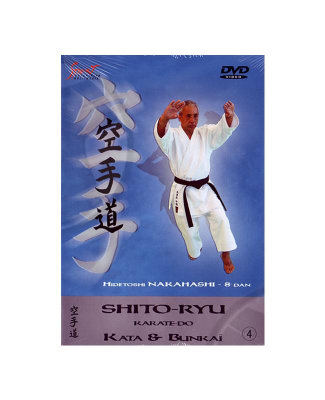 DVD, Shitoryu Kata & Bunkai Vol.4, Multimedia